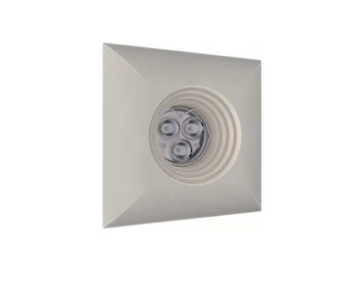 LED gypsum spotlight
