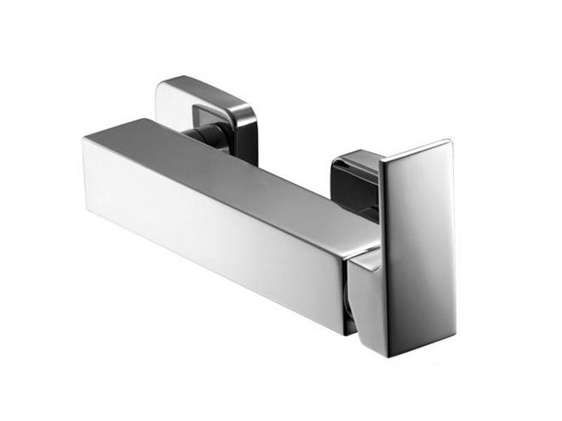 Design chrome-plated chrome shower mixer
