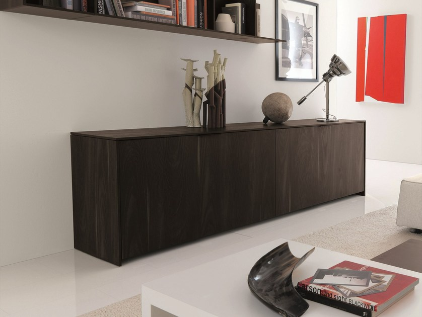 Sideboard with doors LINK SYSTEM | Sideboard - Zalf