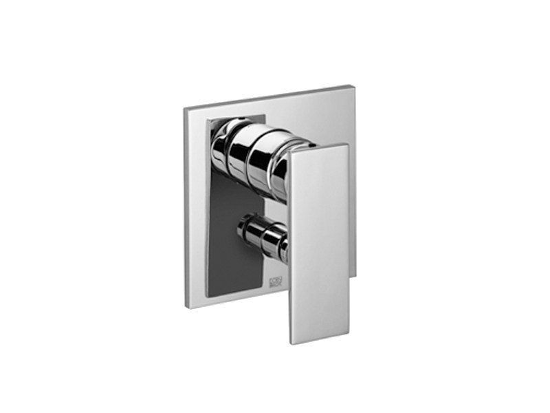 Single handle shower mixer with diverter SUPERNOVA by Dornbracht