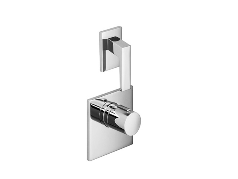 2 hole thermostatic shower mixer