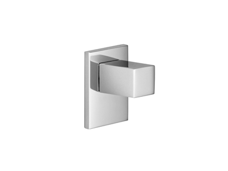 Chrome-plated shower tap