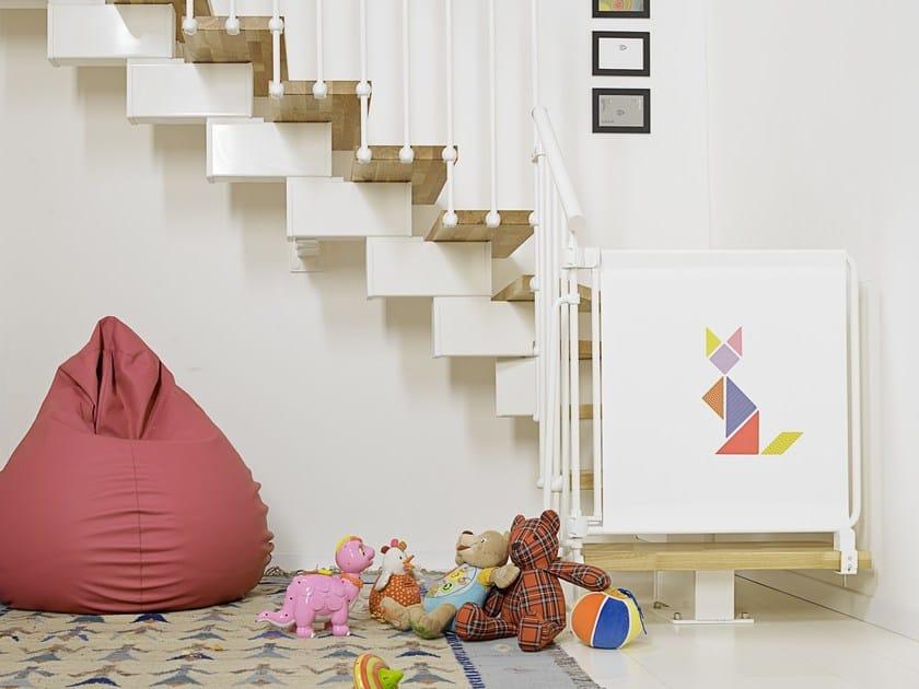 Cancelletto per scale kalypto fontanot for Cancelletti per bambini per scale