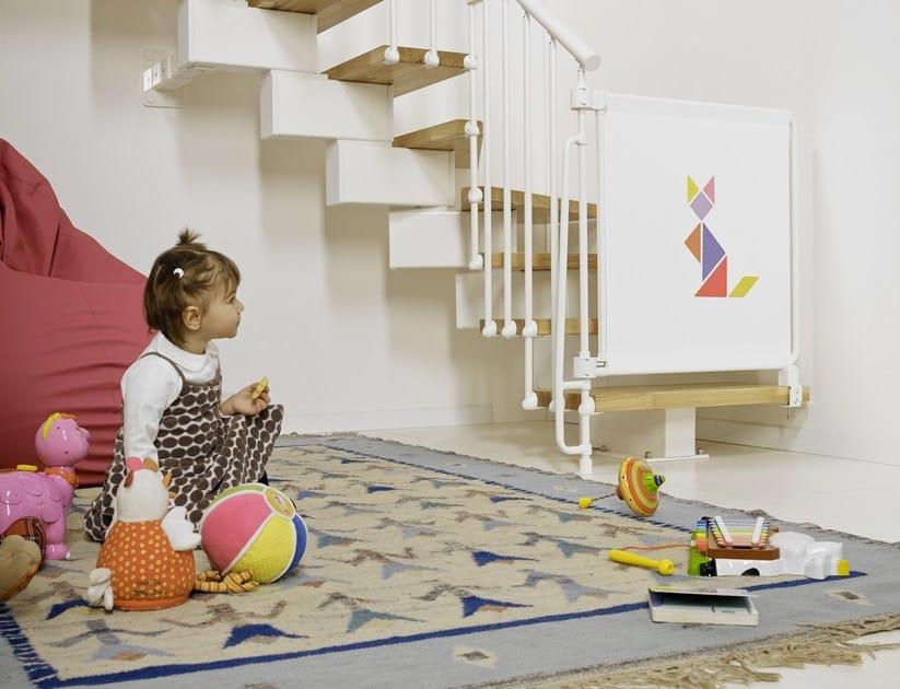 Cancelletto per scale kalypto fontanot - Cancelletto scale per bambini ...