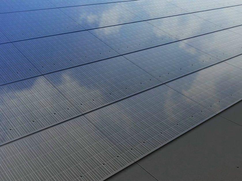 Photovoltaic module INTEGRAL - SWISSPEARL Italia