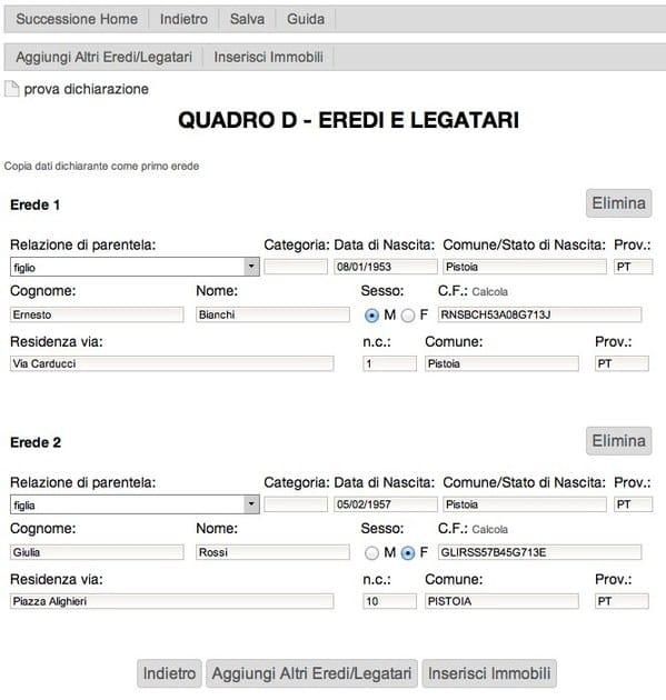 Online/Cloud Software iT-erede - INTERSTUDIO