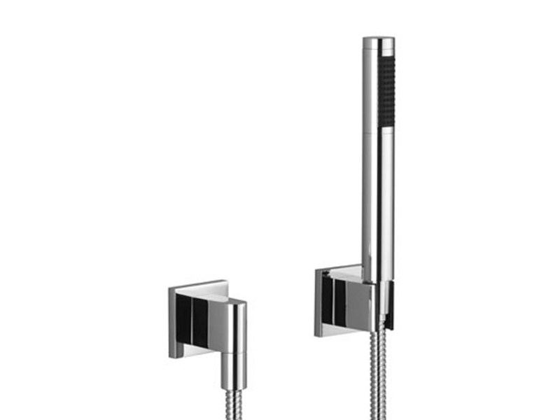 Wall-mounted handshower with hose BALANCE MODULES by Dornbracht