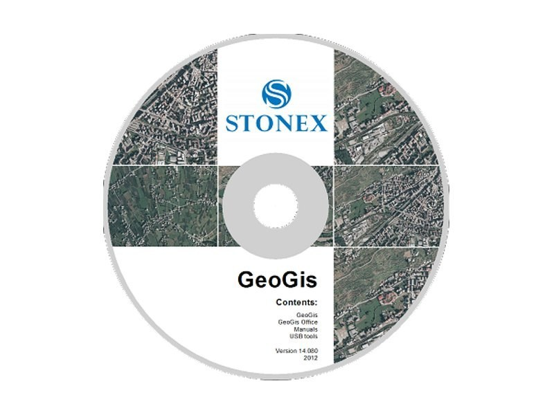 Survey on palmtop & pocket PC GeoGis - Stonex