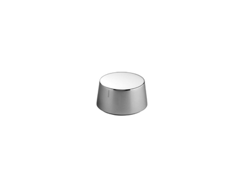 Chrome-plated bathtub tap