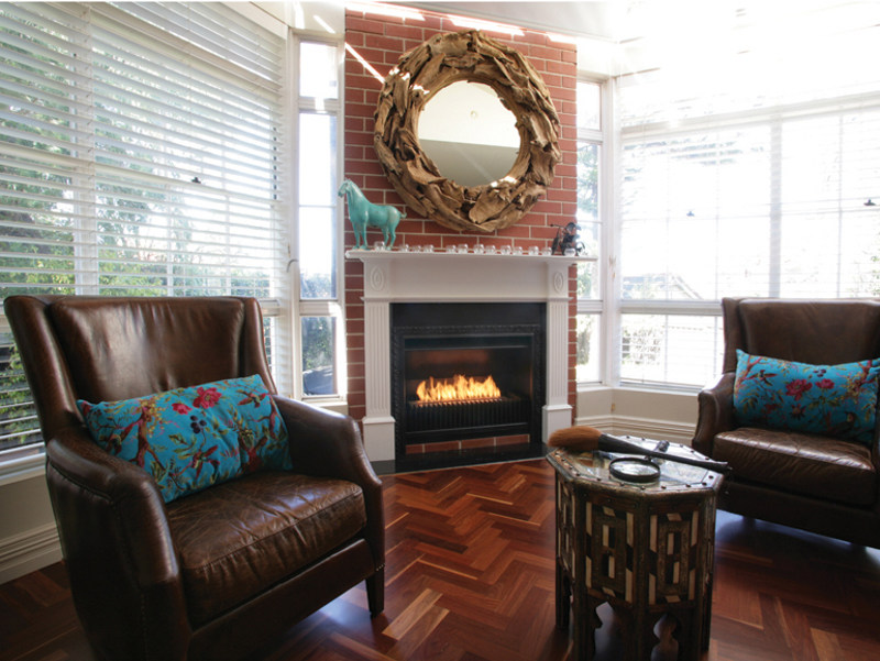 Convert an existing fireplace in minutes SCOPE 700 by EcoSmart Fire