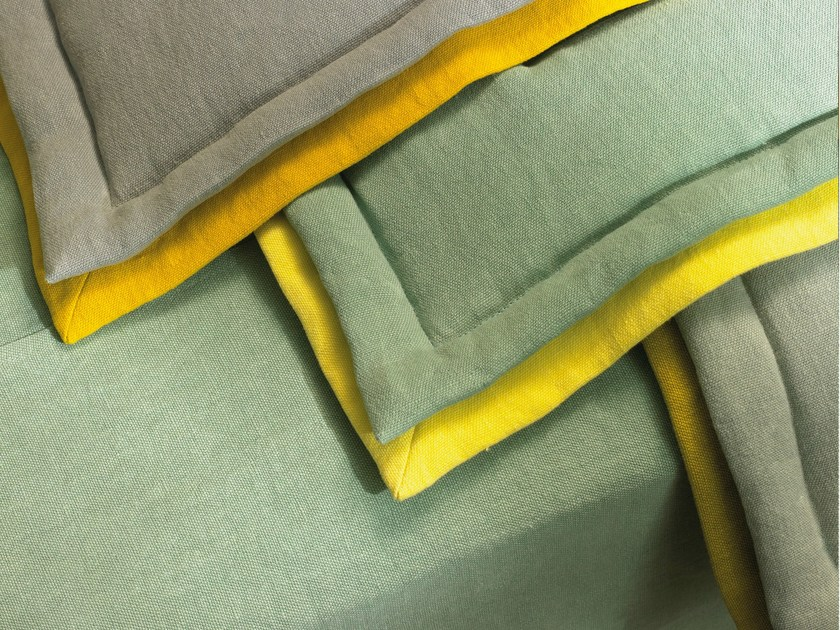 Linen fabric SORTILEGE by Élitis