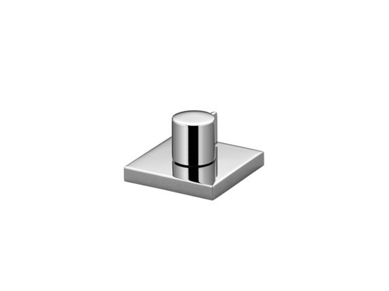 Design chrome-plated chrome-plated 1 hole bidet tap SYMETRICS by Dornbracht