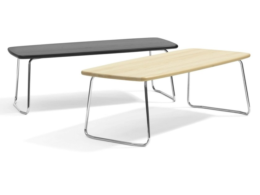 Rectangular coffee table DUNDRA | Coffee table by Blå Station