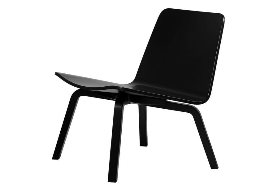 Wooden easy chair HK002   Easy chair - Artek