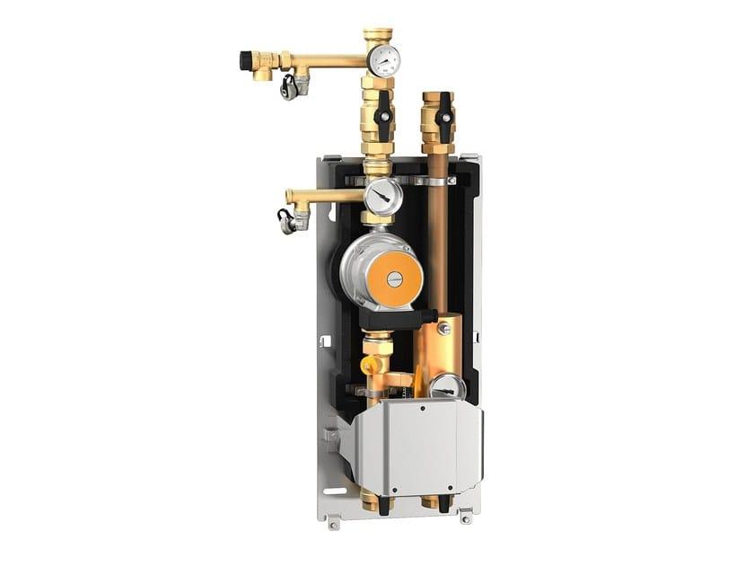 Solar heating system GP 8000 - I.V.A.R.