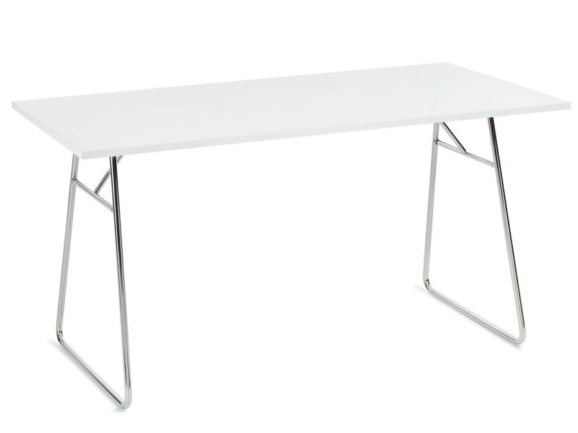 Rectangular Lecture table