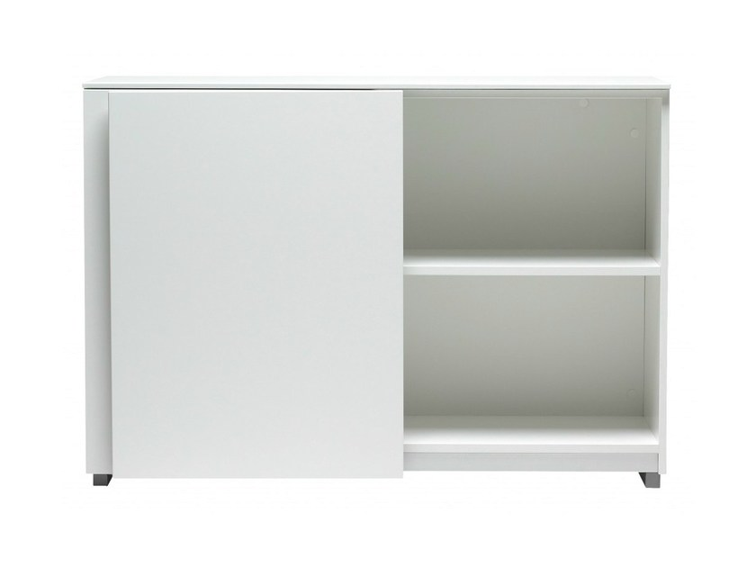 Sideboard with sliding doors ARCTIC | Sideboard - Abstracta