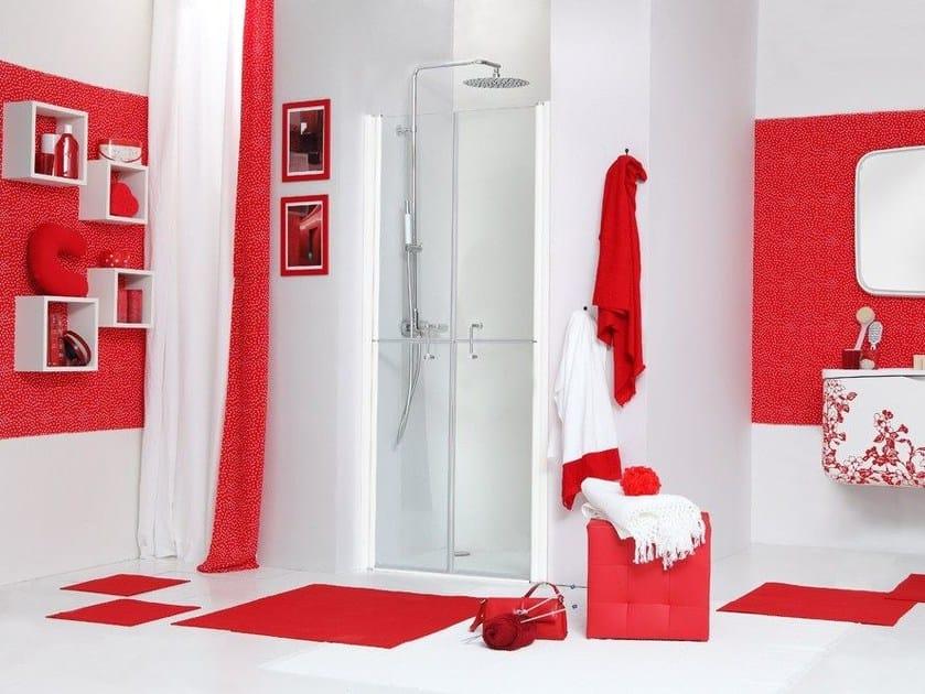 Niche glass shower cabin WEB 5.0 SAL - MEGIUS