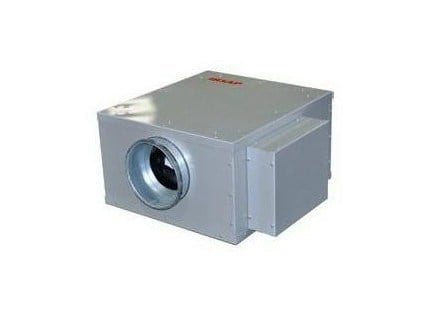 Mechanical forced ventilation system Serie IR-CVT EC IS IP by IRSAP