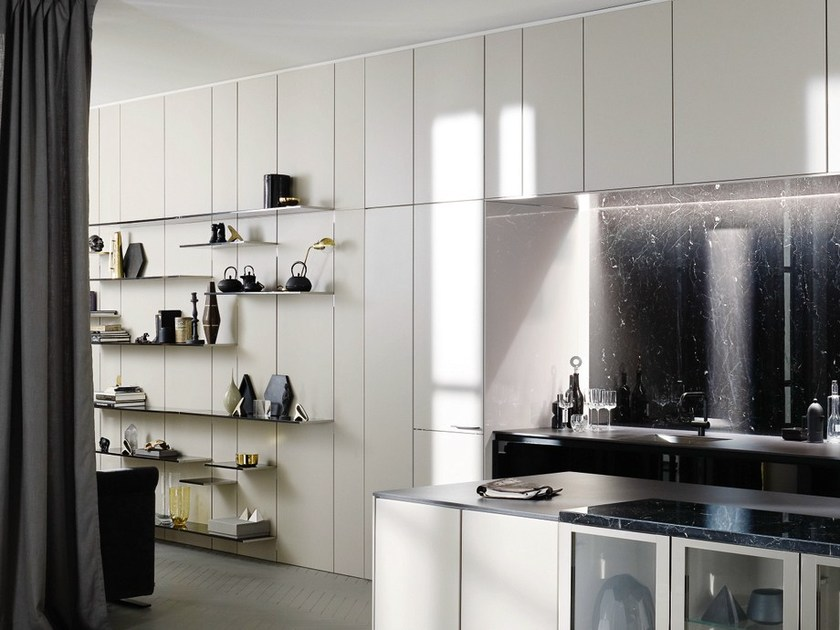t felung wandregal aus holz floating spaces se 8008 lm by siematic. Black Bedroom Furniture Sets. Home Design Ideas
