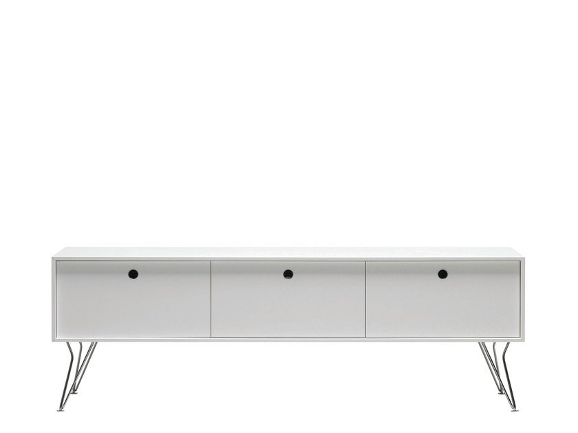 MDF sideboard ALENTO by Abstracta