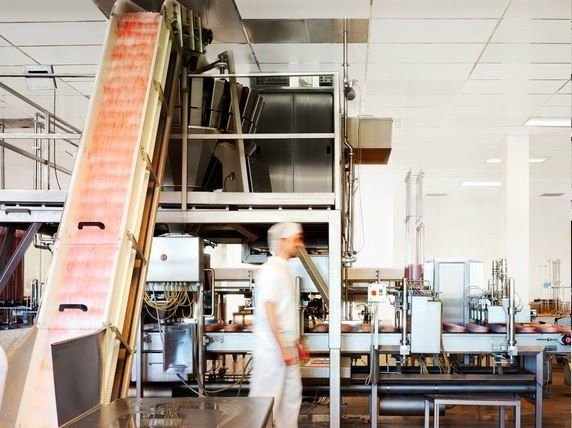Sound absorbing glass wool ceiling tiles Ecophon Hygiene Advance™ A C4 by Saint-Gobain ECOPHON
