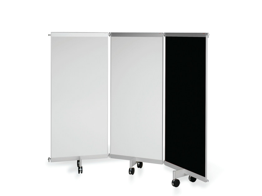 Modular Sliding Office partition - Divisorio per ufficio modulare scorrevole