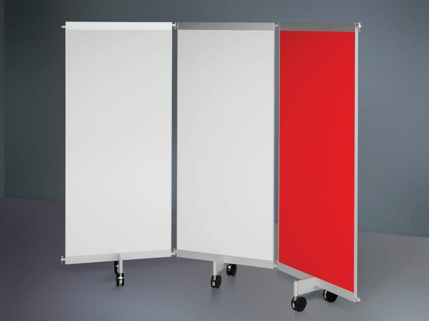 Pannello divisorio lavagna per ufficio vip abstracta - Pannello divisorio ikea ...