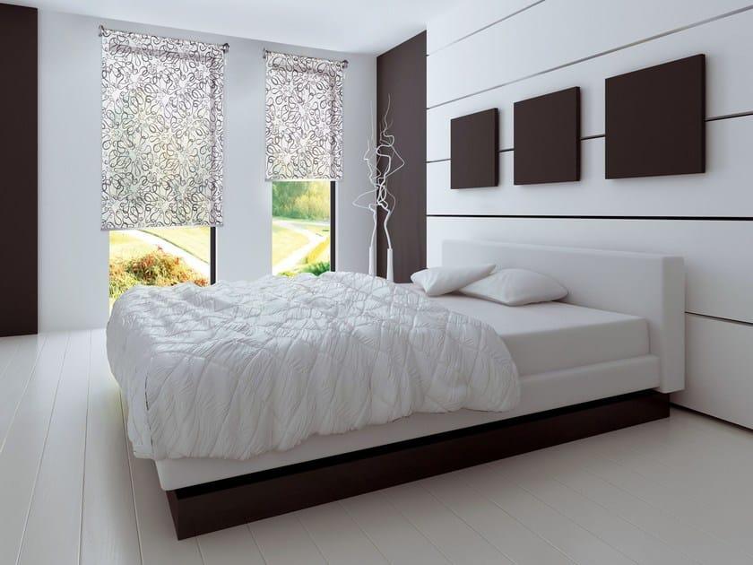 tenda a rullo in tessuto zaffiro by scaglioni. Black Bedroom Furniture Sets. Home Design Ideas