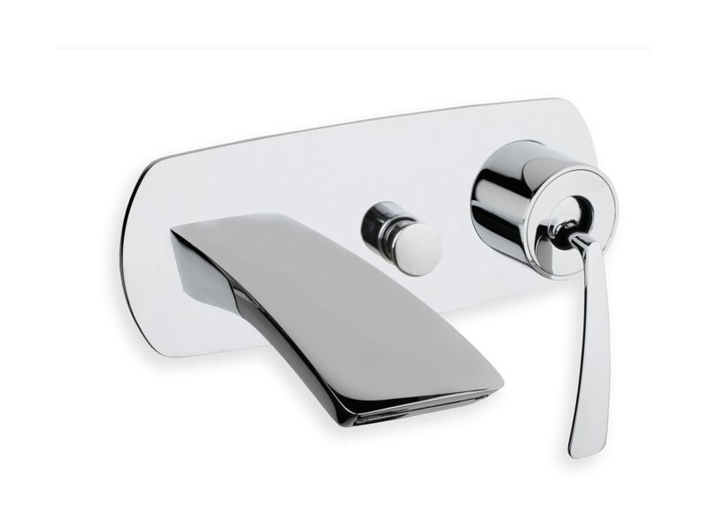 Bathtub mixer with diverter BOLLICINE by CRISTINA