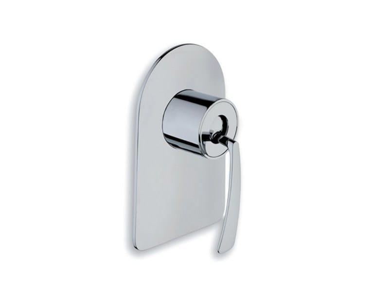 Single handle shower mixer BOLLICINE by CRISTINA
