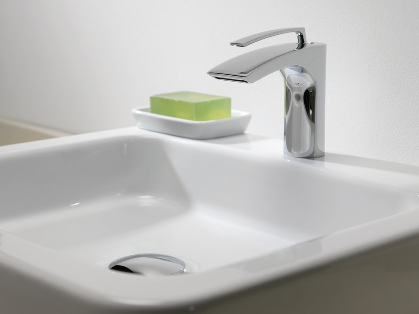 Single handle washbasin mixer BOLLICINE - CRISTINA Rubinetterie