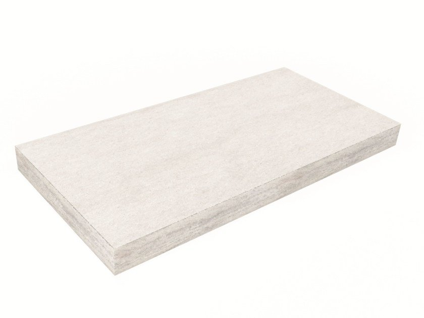 Polyester fibre thermal insulation panel SINTHERM FR by MANIFATTURA MAIANO