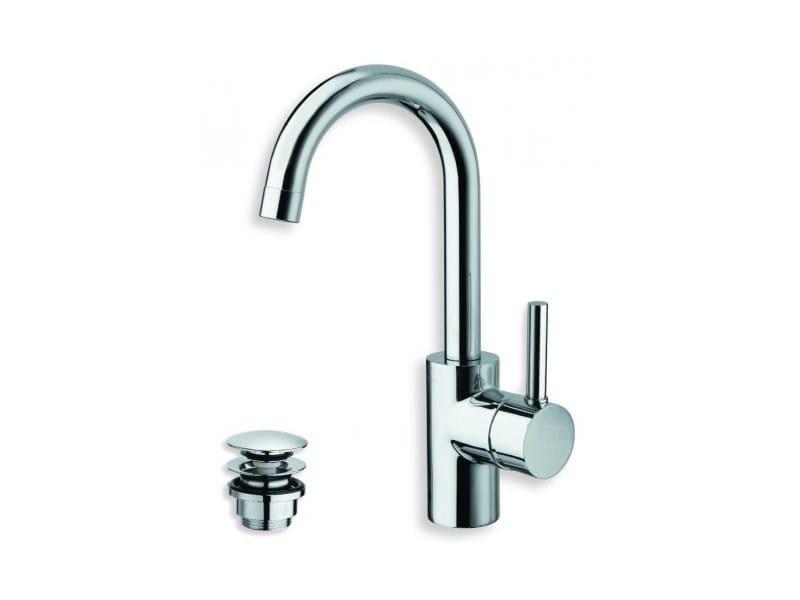Countertop washbasin mixer CX | 1 hole washbasin mixer by CRISTINA