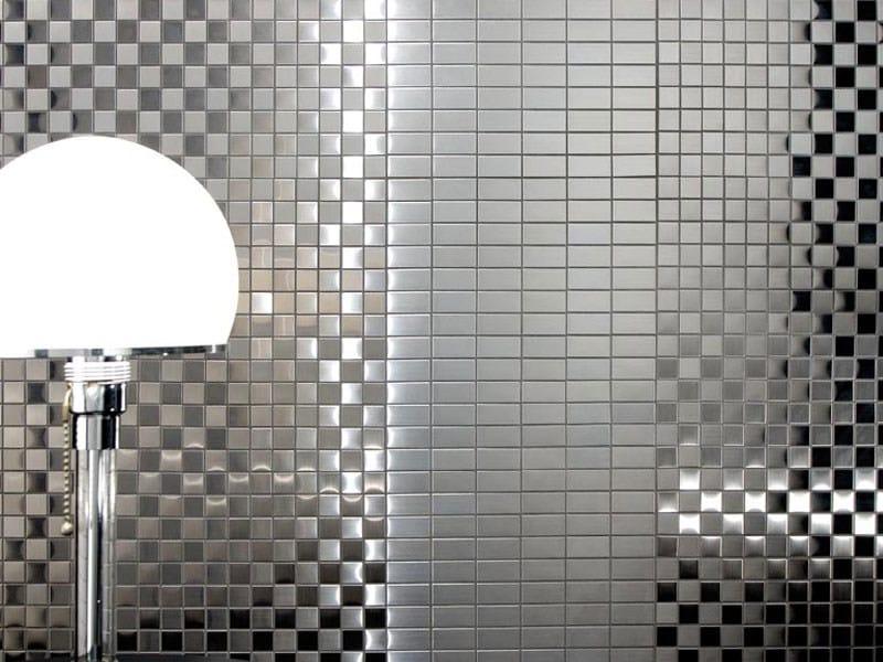 Metal Mosaic E'METALLO - Mosaico+