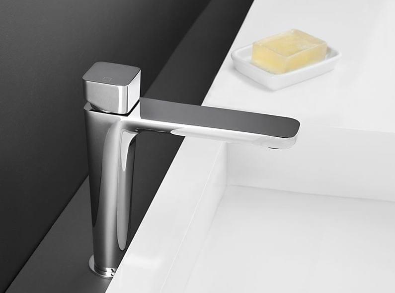 Single handle washbasin mixer KING by CRISTINA