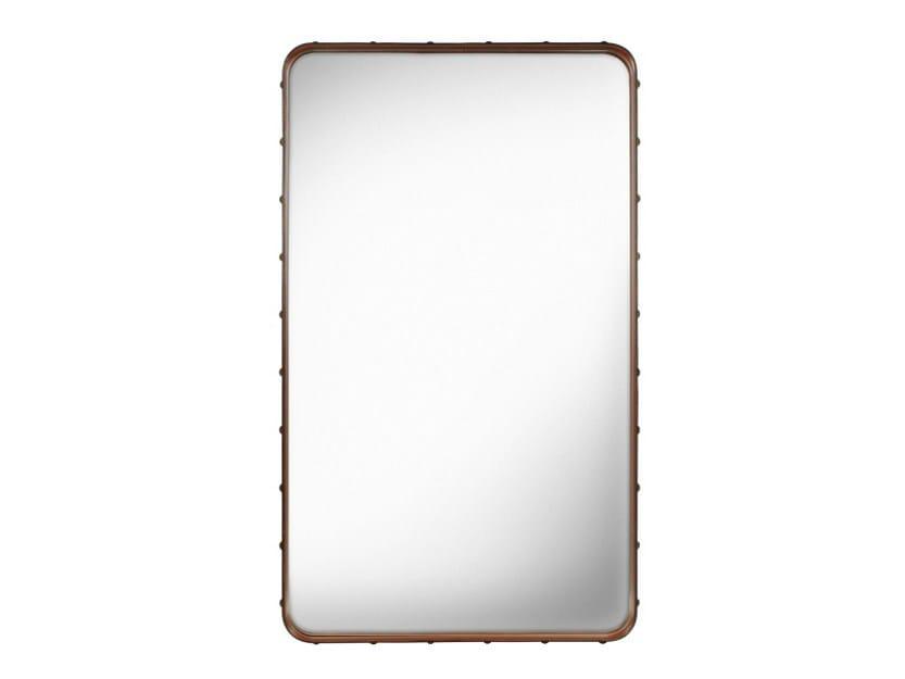 Miroir mural rectangulaire adnet by gubi design jacques for Miroir mural rectangulaire