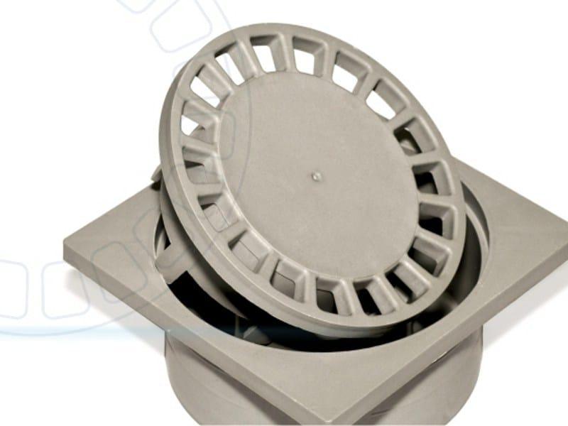 Component for drainage system ALFA - PLASTICA ALFA