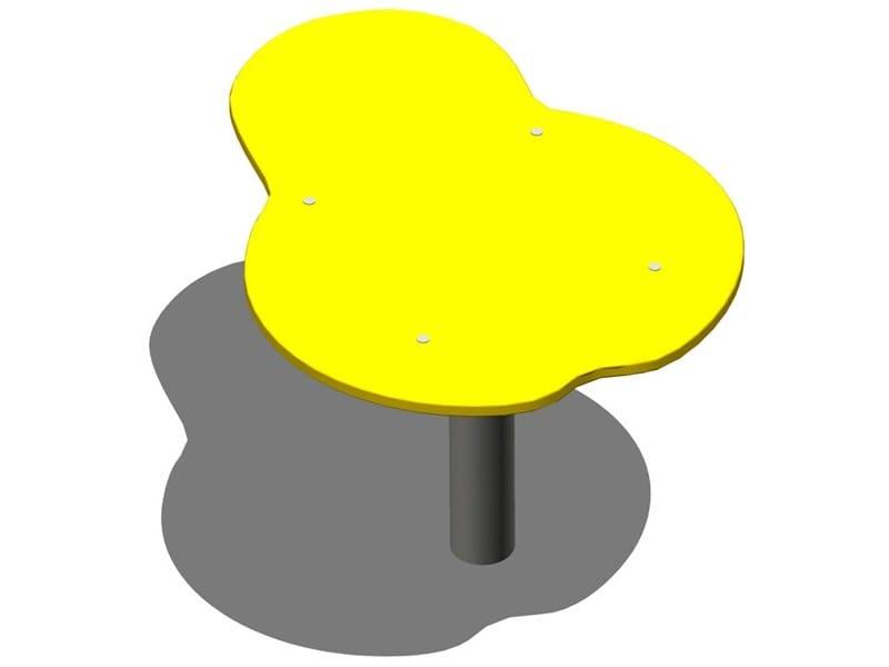 Polyethylene outdoor chair