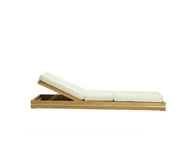 Daybed cushion with removable cover CLASSIC | Daybed cushion by Ethimo