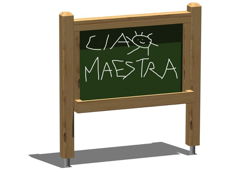 Pine chalkboard Wooden chalkboard - Legnolandia