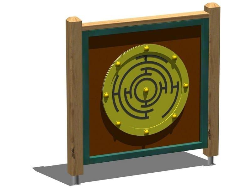 Pine Play structure GIOCO DELL'EURO - Legnolandia