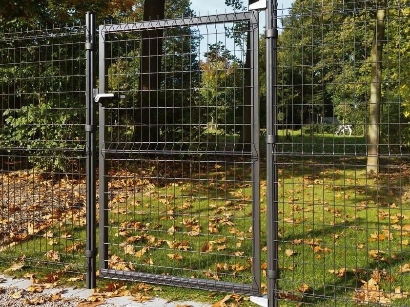 Swing gate BEKAFOR® CLASSIC - BETAFENCE ITALIA
