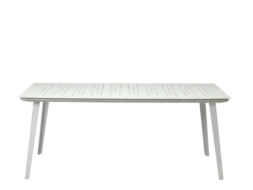 Rectangular garden table INFINITY | Rectangular garden table - Ethimo