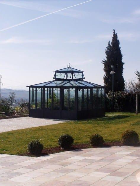 Giardino D Inverno Libro : Giardino d inverno in ferro e vetro sala lettura cagis