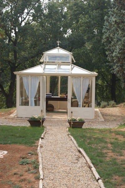 Giardino d 39 inverno in ferro e vetro giardino d 39 inverno - Giardino d inverno prezzo ...