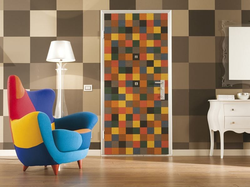 Door / door panel DIBIDOKU - DI.BI. PORTE BLINDATE