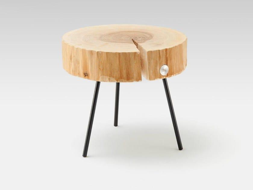 runder couchtisch aus holz rolf benz 8480 by rolf benz. Black Bedroom Furniture Sets. Home Design Ideas
