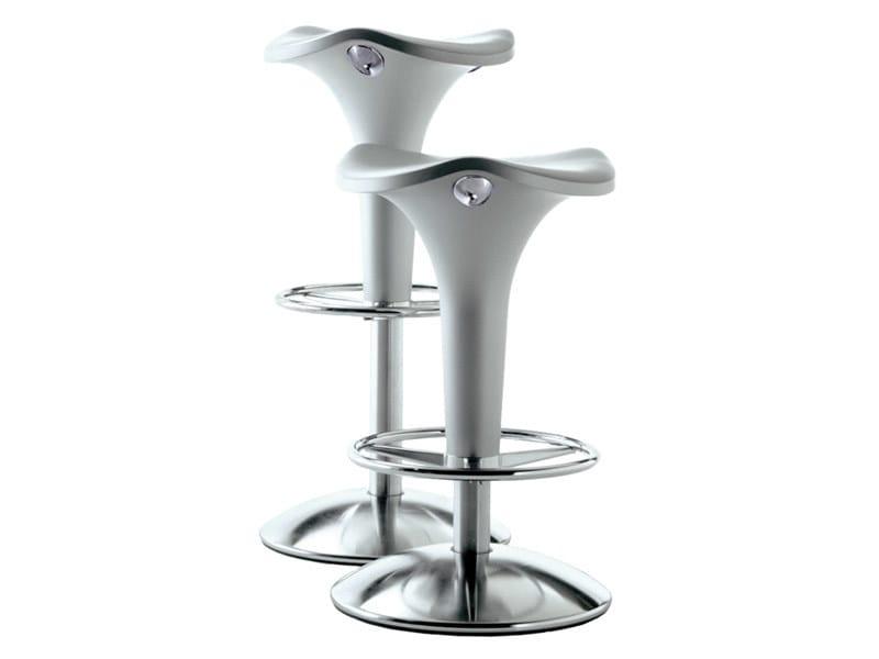 Height-adjustable stool ZANZIBAR by REXITE