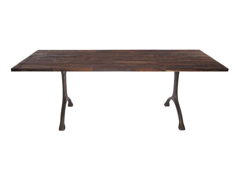 Wooden dining table JENS - NORR11